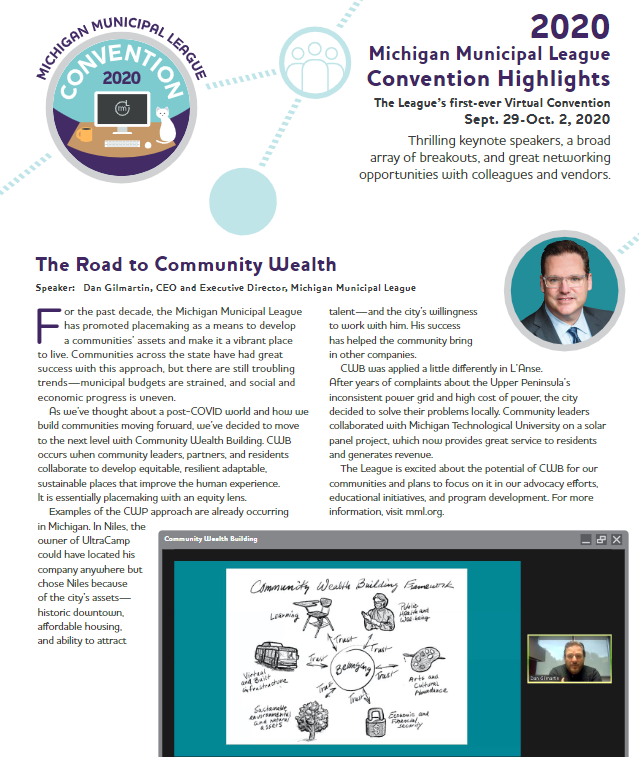 2020 Convention Higlights - The Road to Community Wealth