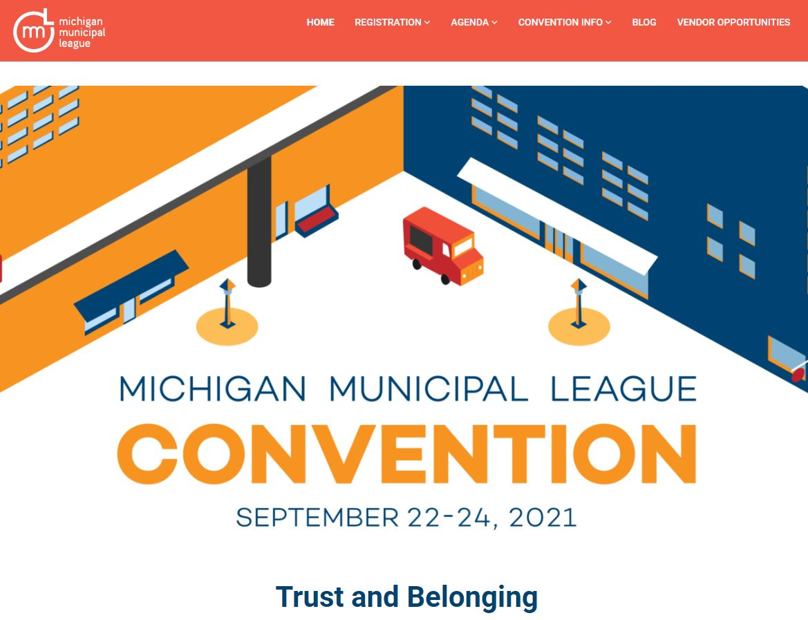 2021 MML Convention Aims to Spark a Community Revival Through Trust and Belonging